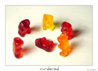 Gummy bear Murder